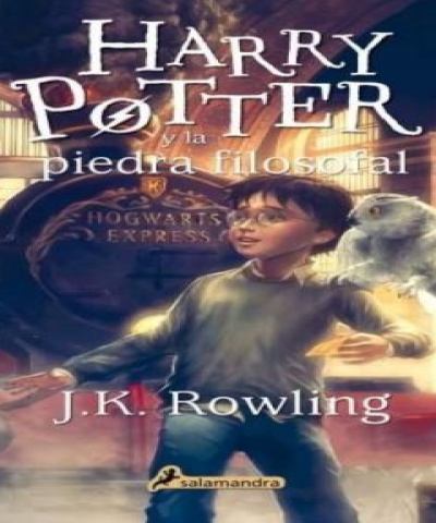 Harry Potter 01 - Harry Potter y la piedra filosofal (EPUB) - J K Rowling