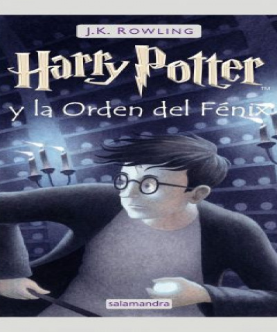 Harry Potter 05 - Harry Potter y la Orden del Fénix (EPUB) - J K Rowling