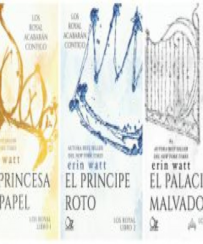 Los Royal 01 - La princesa de papel (EPUB) - Erin Watt